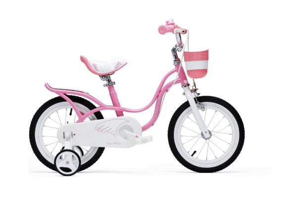 "Велосипед 18"" RoyalBaby Little Swan St"