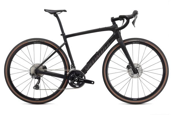 Велосипед Specialized DIVERGE COMP CARBON CARB/SMK/CHRM 52 (96220-5252)