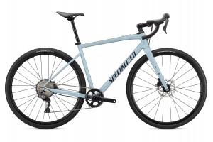 Велосипед Specialized DIVERGE E5 COMP BLSH/CSTBLUMET/CHRM 52 (96220-5352)