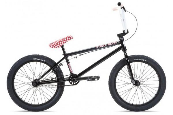 "Велосипед BMX 20"" Stolen STEREO 20.75"" 2021"