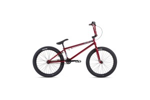 "Велосипед 22"" Stolen SPADE 22.25"" 2021 METALLIC RED"