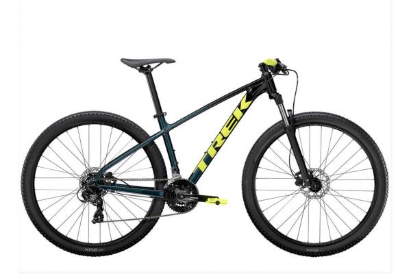Велосипед 29 Trek MARLIN 5 L 29 GN-BK черно-зеленый